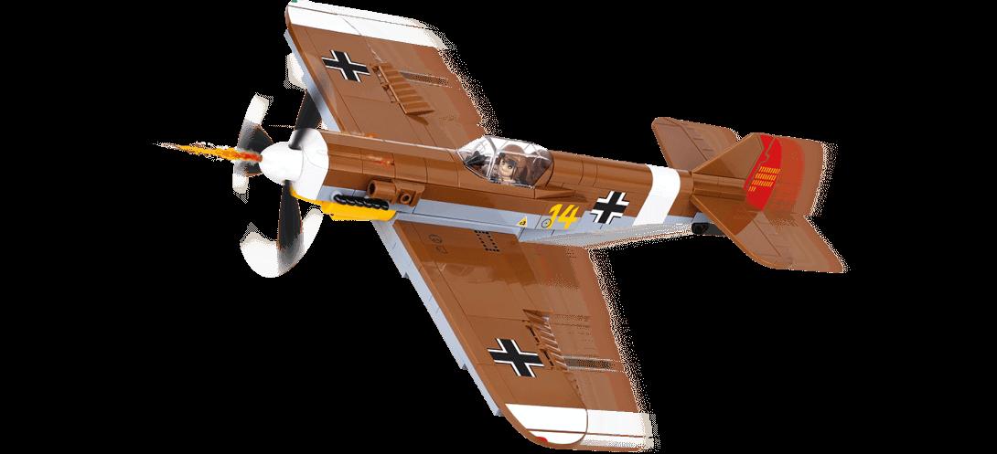 Chasseur allemand MESSERSCHMITT BF-109 F-4 Trop