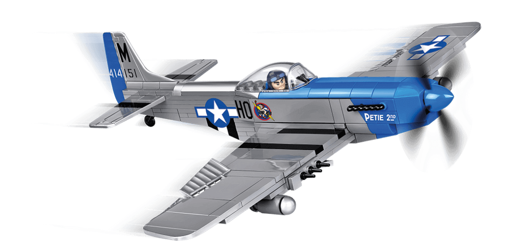 Chasseur US P-51D MUSTANG