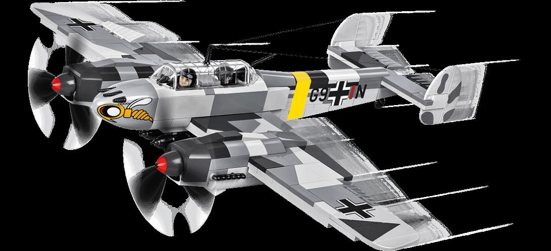 Chasseur lourd allemand MESSERSCHMITT BF 110C