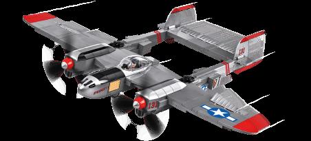 Chasseur US LOCKHEED P-38 LIGHTNING