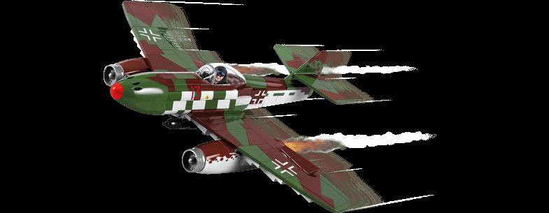 Chasseur à réaction allemand MESSERSCHMITT ME 262A