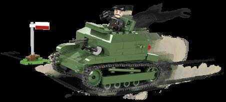 Chenillette polonaise TKS-3