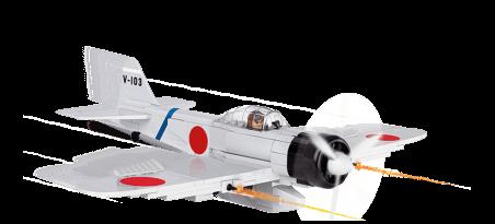 Chasseur japonais MITSUBISHI A6M2 ZERO