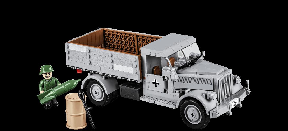 Camion de transport allemand OPEL BLITZ 3t(4x2)
