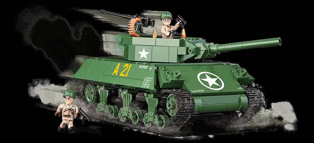 Chasseur de chars US M10 WOLVERINE