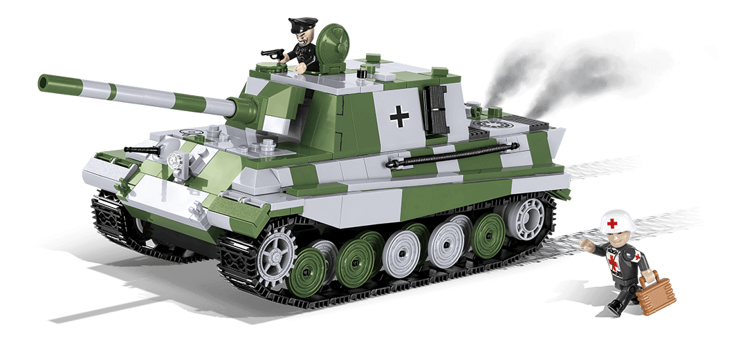 Chasseur de chars  allemand JAGDPANZER VI JAGDTIGER