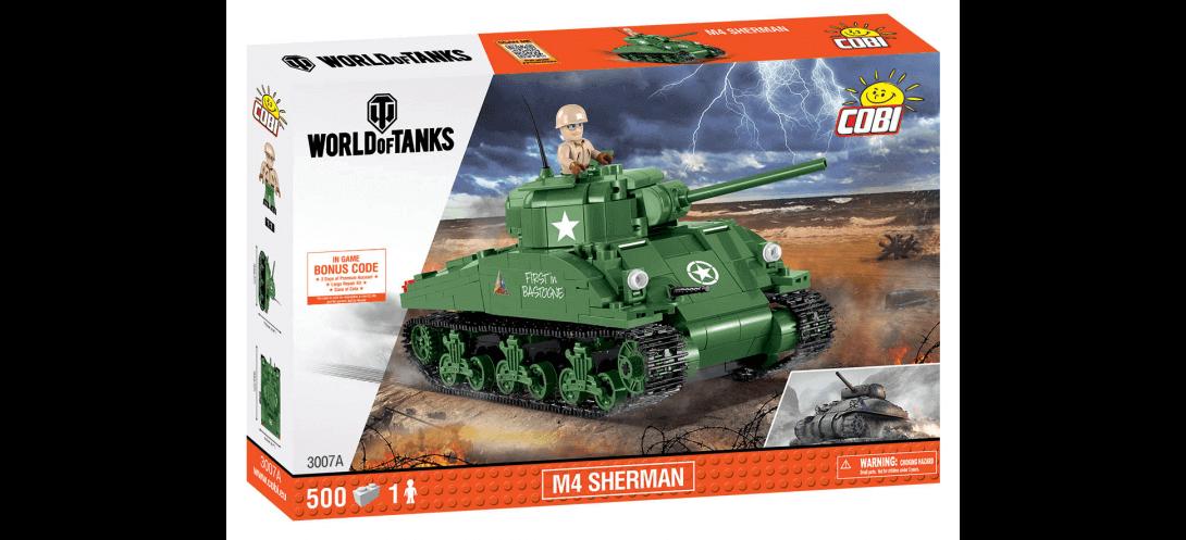 Char US M4 SHERMAN WORLD OF TANKS