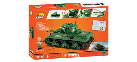 Char US M4 SHERMAN WORLD OF TANKS