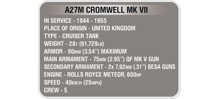 Char CROMWELL WORLD OF TANKS