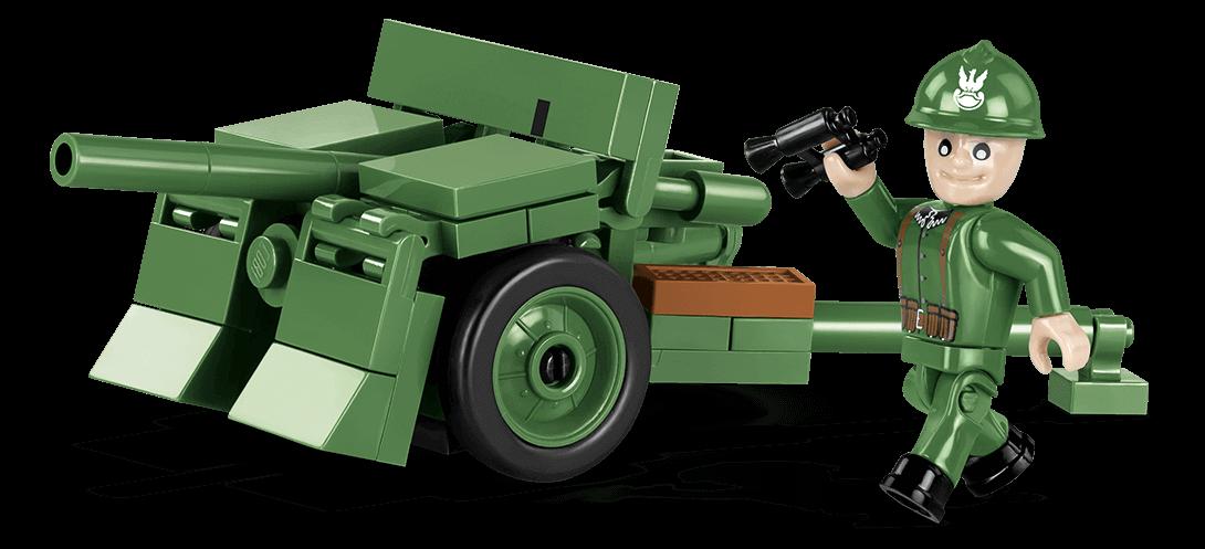 Canon antichar suédois 37 mm - wz.36 Bofors