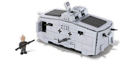 Char allemand STURMPANZERWAGEN A7V