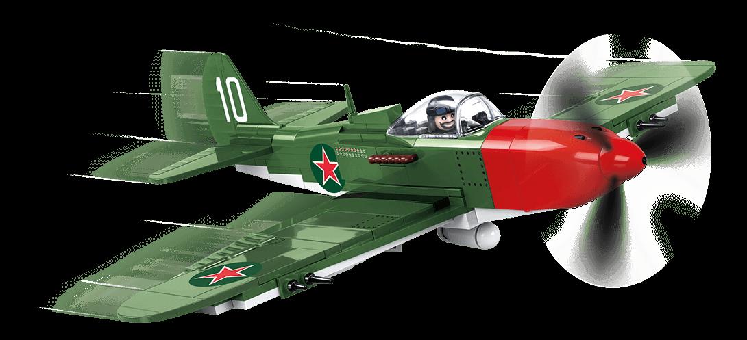Chasseur BELL P-39Q AIRACOBRA
