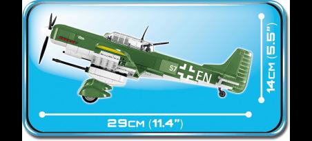 Chasseur bombardier allemand Junkers Ju 87G Panzerknacker
