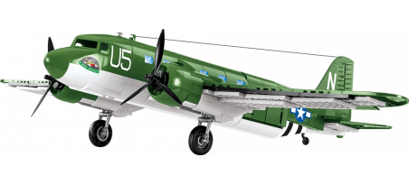 Avion de transport Douglas C-47 Skytrain (Dakota) édition D-Day
