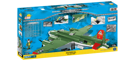 Bombardier US Boeing ™ Forteresse volante B-17G ™