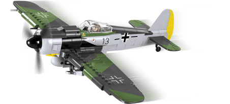 Chasseur allemand FOCKE-WULF FW 190 A-8