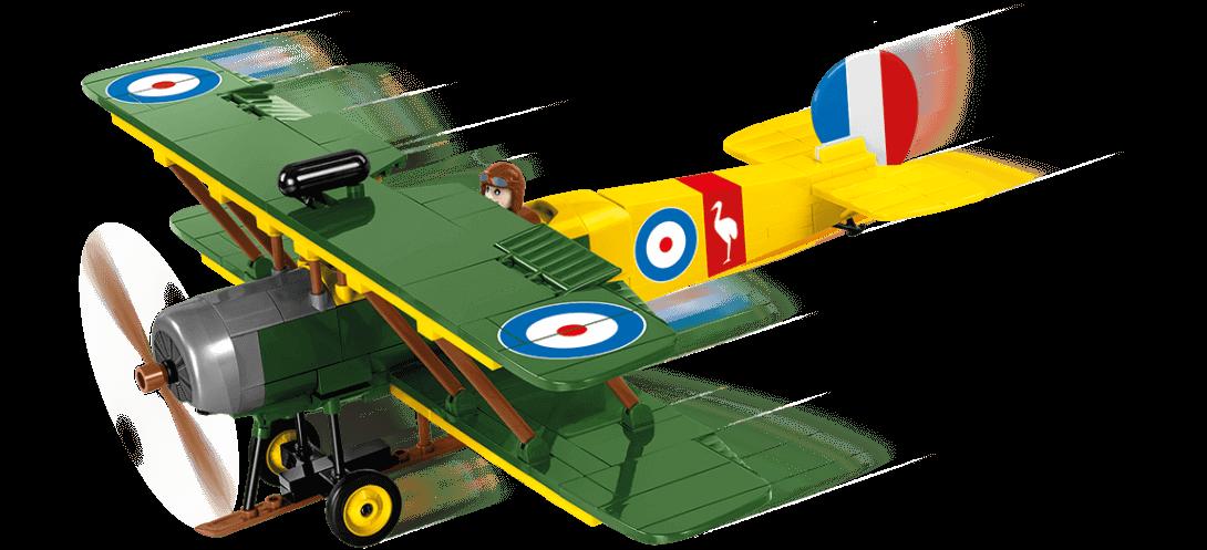 Chasseur biplan AVRO 504 K