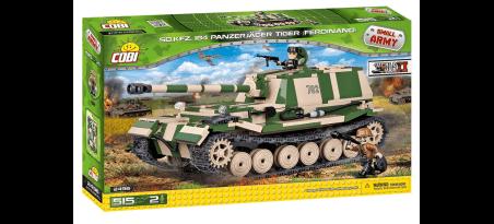 Chasseur de chars allemand SDKFZ 184 PANZERJAGER TIGER (FERDINAND)