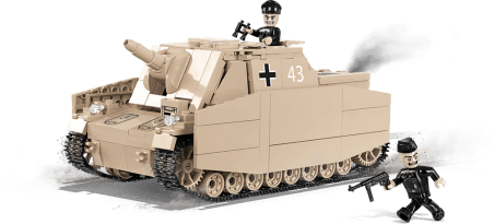 SMALL ARMY /2514/ STURMPANZER IV BRUMMBAR 550 KL