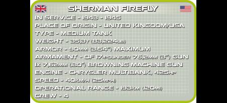 Char US SHERMAN FIREFLY