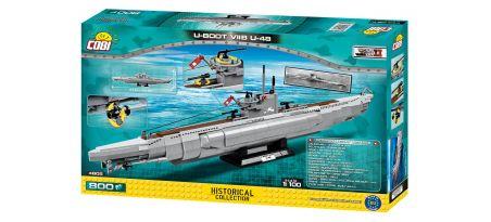 Sous-marin allemand U-BOOT VIIB U-48