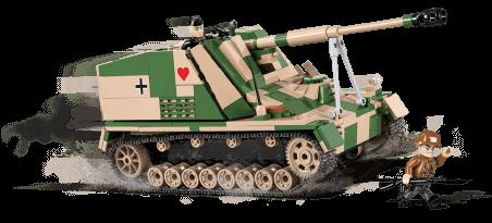 Chasseur de chars allemand SD.KFZ 164 NASHORN