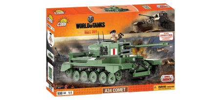 Char A34 COMET WORLD OF TANKS