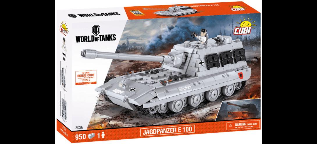 Char allemand JAGDPANZER E 100 WORLD OF TANKS