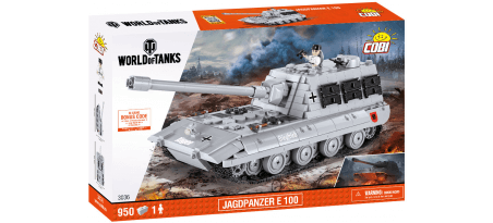 Char allemand JAGDPANZER E 100 WORLD OF TANKS