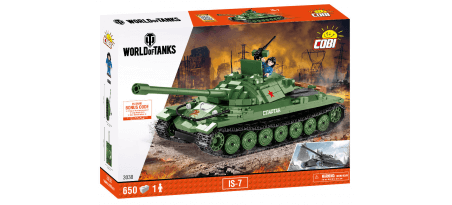 Char soviétique IS 7 WORLD OF TANKS