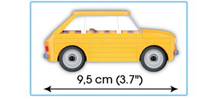 Voiture POLSHI FIAT 126P