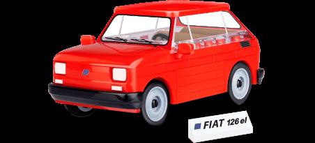 Voiture FIAT 126P 1994-1999