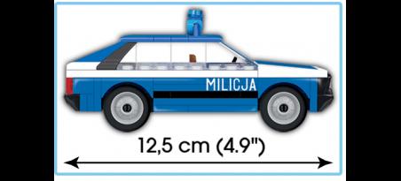 Voiture de police POLONEZ 1500 RADIOWÓZ