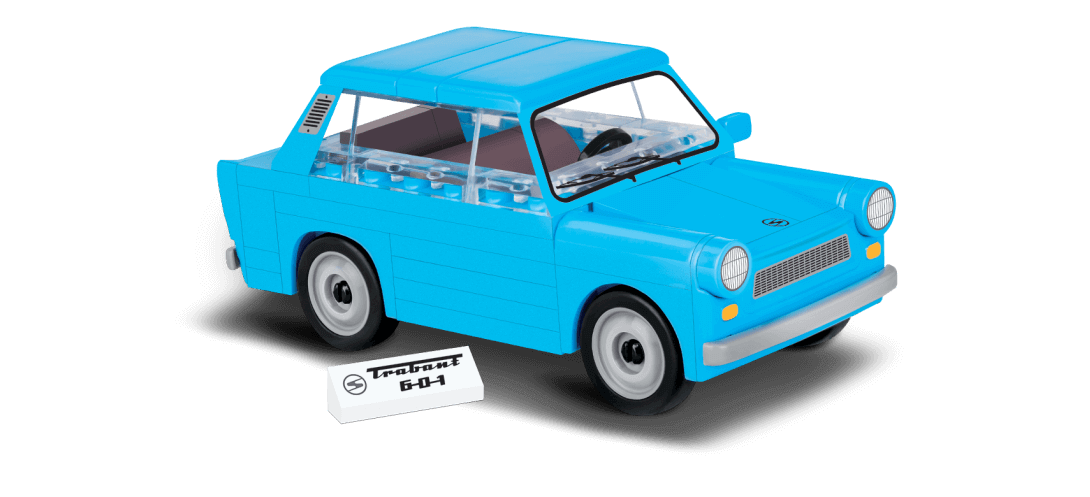 Voiture TRABANT 601