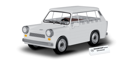 Voiture TRABANT 601 UNIVERSAL