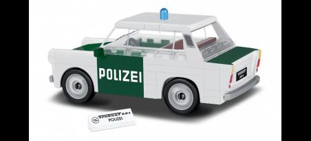 Voiture de police TRABANT 601
