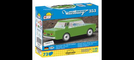 Voiture WARTBURG 353