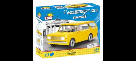 Voiture WARTBURG 353 TOURIST