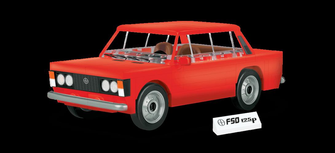 Voiture FSO 125P
