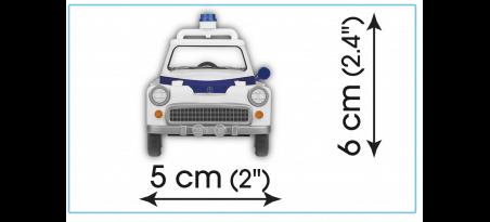 Ambulance WARSZAWA 223 K