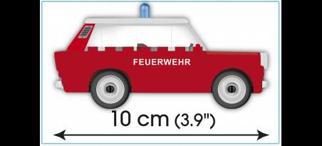 Voiture de pompier TRABANT 601 UNIVERSAL FEUERWEHR
