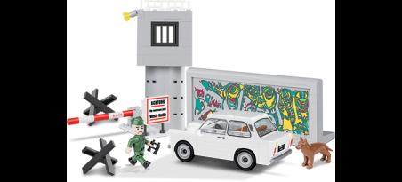 Trabant 601 30e anniversaire de la chute du mur de Berlin