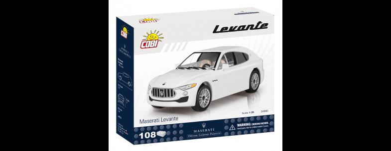 cobi Maserati GranTurismo-rojo #24560 1:35
