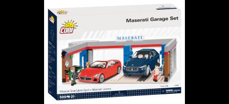 Garage MASERATI / GranCabrio Sport / Levante