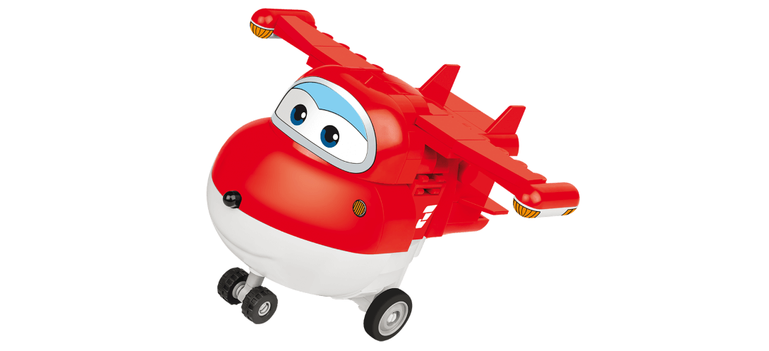 SUPER WINGS JETT XL