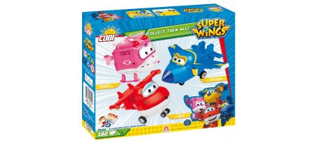 SUPER WINGS DONNIE XL