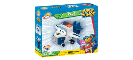 SUPER WINGS PAUL