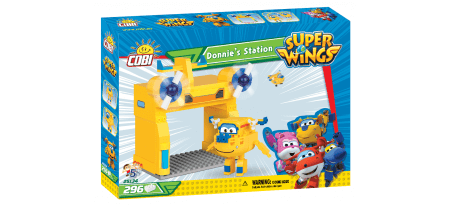 SUPER WINGS Station de DONNIE