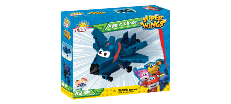 SUPER WINGS AGENT CHASE