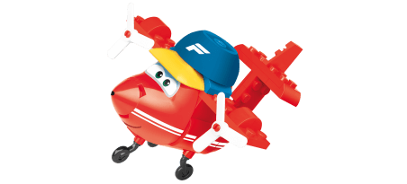SUPER WINGS FLIP